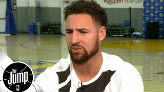 Klay Thompson on the mistakes he made after winning first NBA title | The Jump