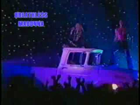 Madonna: Impressive Instant (Live from Roseland Ballroom B-ROLL)
