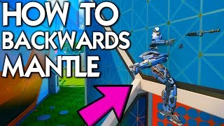 HOW TO BACKWARDS MANTLE CORRECTLY! *BLACK OPS 3 GLITCHES*