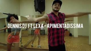 Dennis Dj Ft Lexa   Apimentadíssima | JotaPê Felix (Coreografia)