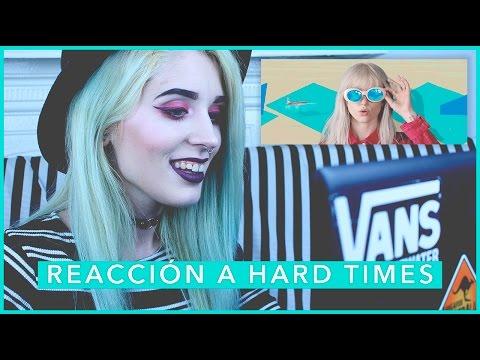 Reacción a Paramore: Hard Times [OFFICIAL VIDEO]