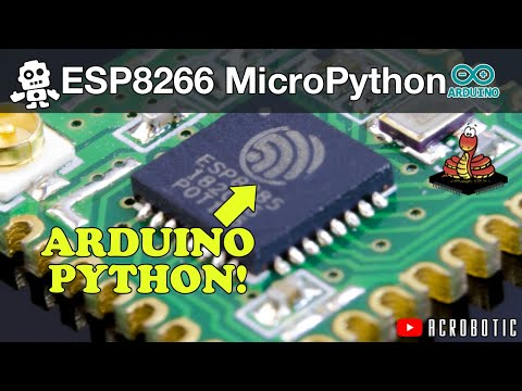 microPython for ESP32 - Naijafy