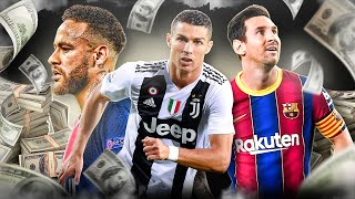 Top 10 HIGHEST PAID FOOTBALL PLAYERS Right Now! (2021)
