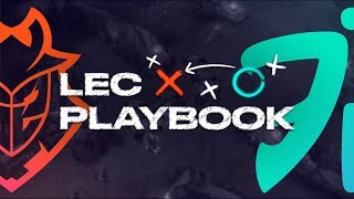 LEC : le Playbook des G2 Esports