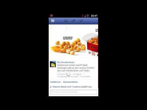 Video of McDonald's Bonn