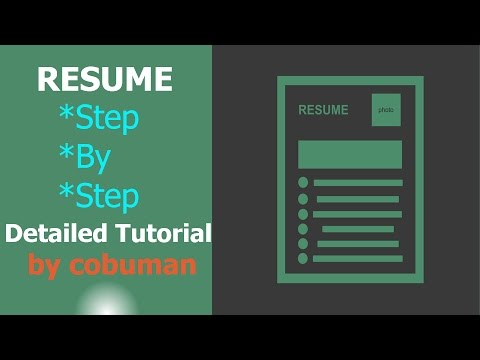 How to Write a Resume for IT, Desktop Support, Network Administration, System Administration