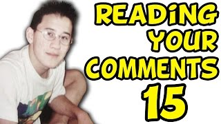 MARKIPLIER: THE TEENAGER | Reading Your Comments #15
