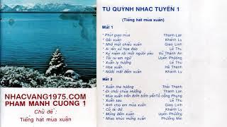 Thanh Lan – Đi Chơi Chùa Hương – Thu Âm Trước 1975