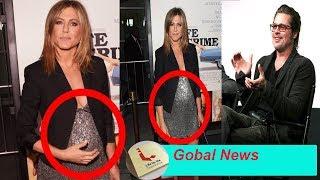 Jennifer Aniston finally notification pregnant with Brad Pitt
