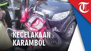 Satu Tewas dalam Kecelakaan Karambol Jalan Jenderal Soedirman Purwokerto