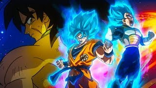 BROLY RETURNS IN THE DRAGON BALL SUPER MOVIE! - Dragon Ball Super: Broly