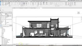 3D Section Perspective