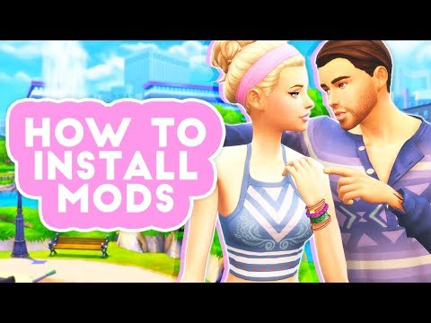 HOW TO DOWNLOAD MODS AND CUSTOM CONTENT // THE SIMS 4 – TUTORIAL Mp3