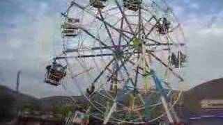 preview picture of video 'Ferris Wheel at Taunggyi Balloon Festival'