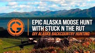 LRP Highlights | S3 E18 Epic Alaskan Moose Hunt with Stuck N The Rut