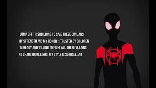 DJ Khalil - Elevate (Lyrics) (Spider-Man: Into the Spider-Verse)