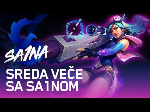 SREDA VECE SA SA1NOM / LIVE ZA SK ESPORTS