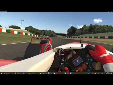 VR lap with the new Formula Renault 3 5 @Suzuka - iRacing - смотреть