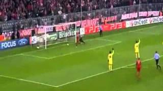Футбол, Бавария - Вильярреал 3-1