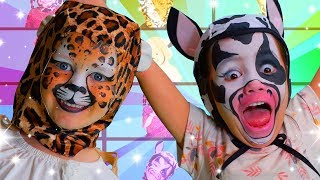 The Face Paint Song | We Love Face Paint!
