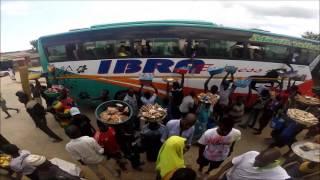 3 døgns transport i Tanzania & Mozambique