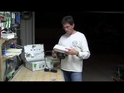 #3 - Festool RS-2e Half-Sheet Sander Review