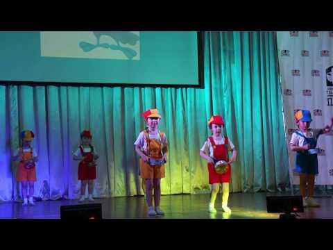 """Номер """"БУМ-БУМ! ЛА-ЛА!"""". Театр танца Новое поколение. Отчетный концерт 20 мая 2017 года."""