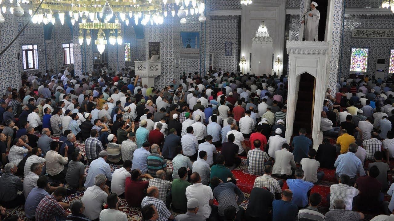 Iğdır Ulu Camii I Cuma Hutbesi I 07.07.2017