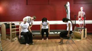 Office Workout Part 2 by Upside-Down Pilates