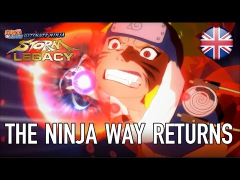 Видео № 0 из игры Naruto Shippuden: Ultimate Ninja Storm Legacy Edition [PS4]