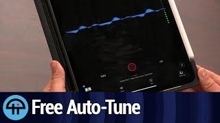 Auto-Tune for Free | Haystack TV
