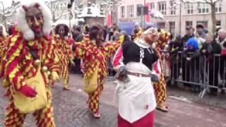 preview picture of video 'Rastatt 4, Faschingsumzug, 2010'