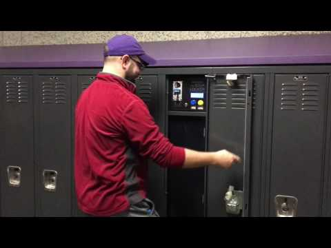 Clever Teen Turns His Locker Into A Vending Machine