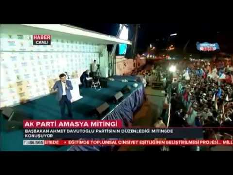 Selam Olsun - Ak Parti Amasya Mitingi (21 Mayıs 2015)