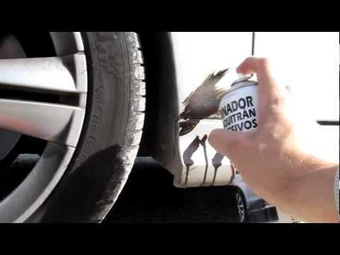 Tar Remover - Eliminador alquitrán y adhesivos - www.sanmarino.es