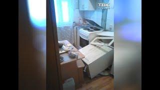 Под Красноярском взорвался водонагреватель