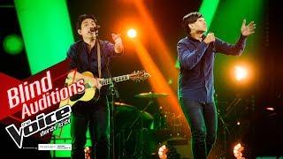 เปี๊ยก & ทัก - อย่าขอหมอลำ - Blind Auditions - The Voice Thailand 2019 - 7 Oct 2019