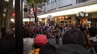 大道芸ワールドカップin静岡2013「ジャグラーケンタロウ」