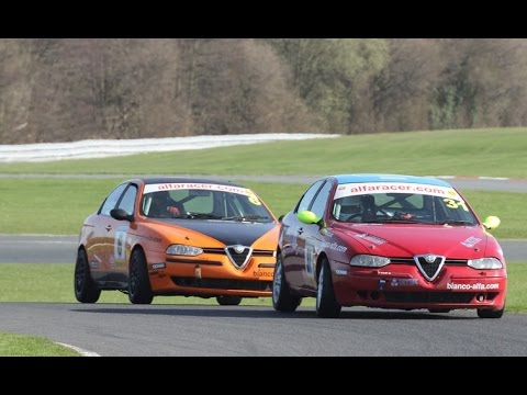 Oulton Park 2017 – Race 1 – Richard Ford