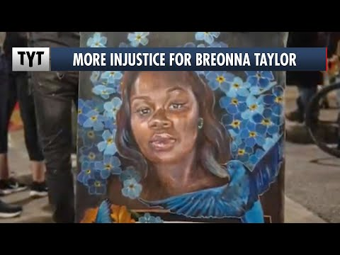 Breonna Taylor's Protesters Get Arrested