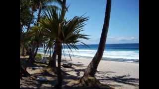 preview picture of video 'Le Sud de La Reunion : Petite Île, plage de grande-Anse, Cap Grand-Anse'