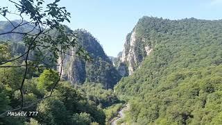Горы Кавказа Чеченская республика Вилах
