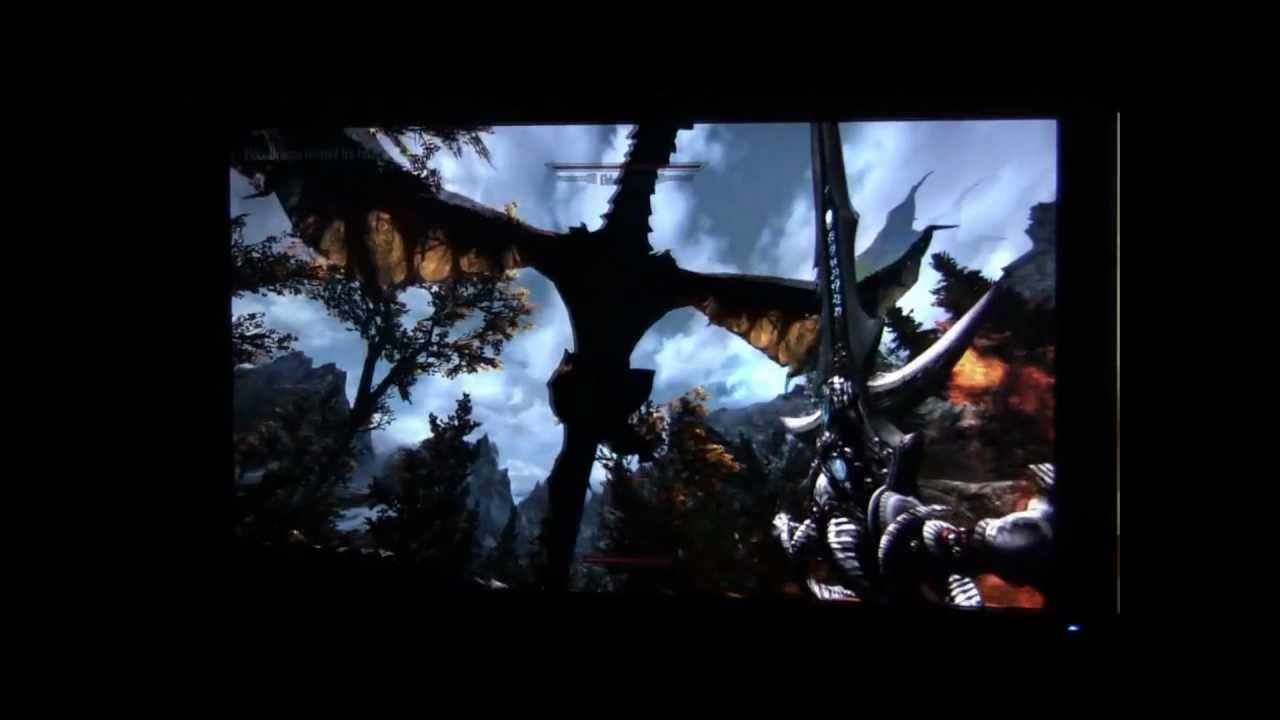 Wield The Power Of The Dragonborn With Voice-Activated Skyrim Shouts