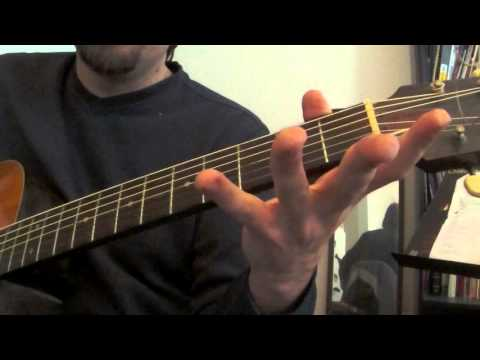 Are you having trouble switching between chords.  This video can help.