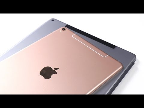 Видеообзор Планшет Apple iPad Pro 9.7 - распаковка и первое впечатление