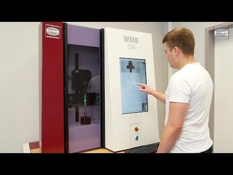 Shaft measuring machine WMB 350