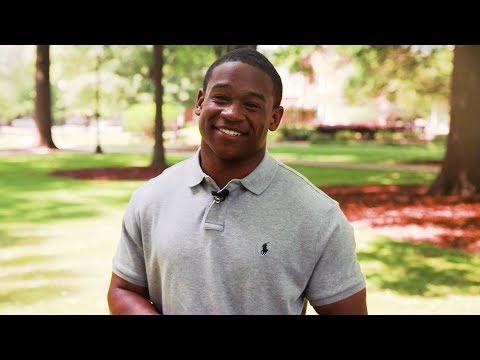 The University of Alabama: Tristan Gardner (2017)