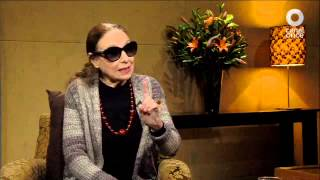 Conversando con Cristina Pacheco - Pilar Rioja