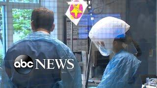 76K US cases mark highest 1-day total l GMA
