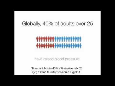 Klasifikimi i hipertensionit portal në fëmijët